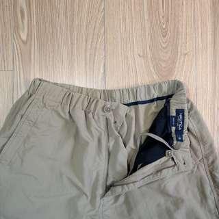 NAUTICA 帆船牌 休閒短褲 工作褲 健走短褲