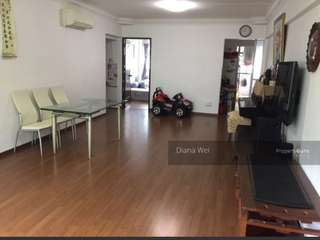 4room spacious HDB flat