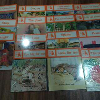 Mix Of Ready-set-go And Get-ready Books. 15 Books