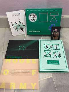 BTS 3rd Muster with RM pc