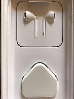 Apple earphone及火牛