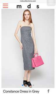 MDS Collections Tube Midi Dress
