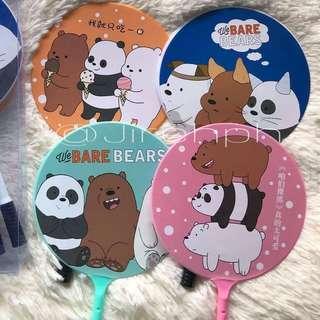 12 pcs. We bare bear fan pens💕