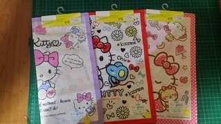 Sanrio純綿手帕