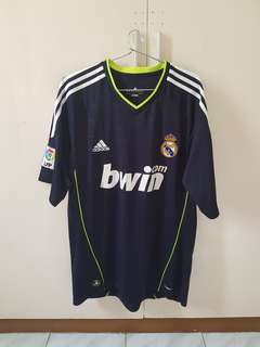 Authentic Adidas Real Madrid Jersey