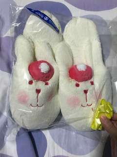 Rabbit slipper
