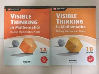Visible Thinking in Mathematics 1A&1B