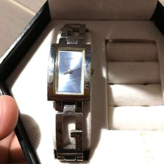 Guess, All stainless steel japan movement