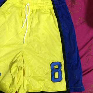 Mens basketball shorts , cargo shorts