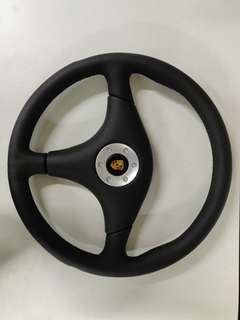 Porsche RS steering wheel