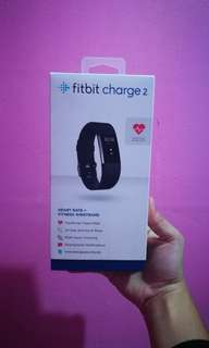 Fitbit Charge 2 with 10 straps included