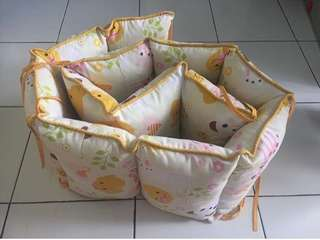 Bumper box / crib bayi