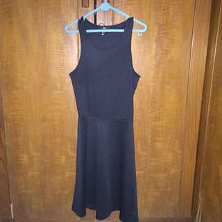 H&M Dress / Black Dress