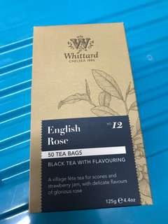 English Rose 50 tea bags