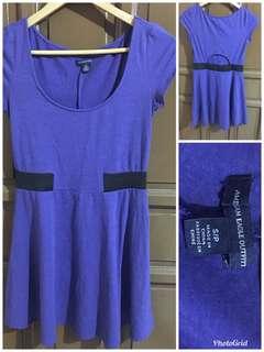 American eagle dress purple (strecth can fit medium)