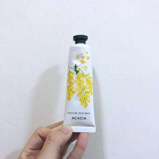 Nature Republic Acacia Floral Handcream Hand Cream