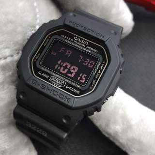Casio G-Shock DW5600 Millytary Series Original BM