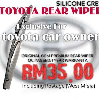Wiper Belakang / Rear Wiper TOYOTA