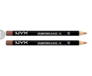 Nyx lip liner promotion