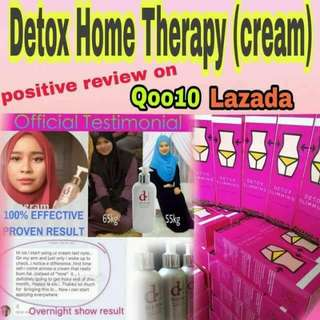 Home therapy detox