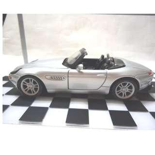 🚚 天地 藝品 ~ 達人 必收 ~〔 經 典 版 〕 BMW Z-8 經典 敞篷 車 我強 調 我很 稀有 ! 珍藏 品 割愛 !
