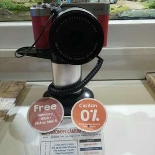 Kredit Fujifilm X-A3 proses Acc 3 Menit Promo Dp 10%