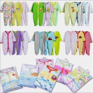 Sleepsuits for baby