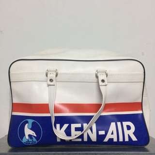 Vintage Ken Air travel bag