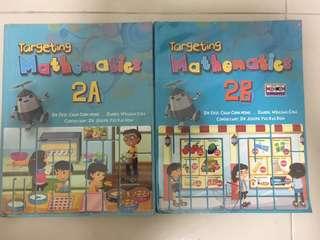 Primary 2 Targeting Mathematics 2A&2B