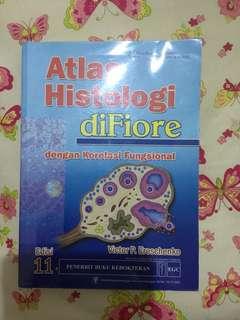 Atlas Histologi diFiore Full Colour Edisi 11