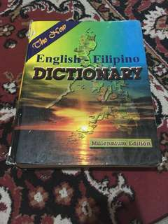 OLD ENGLISH-FILIPINO DICTIONARY♦️