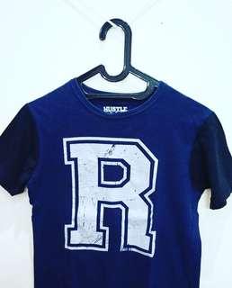 T-Shirt Alphabet R