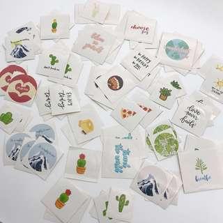 🚚 Graphic Stickers