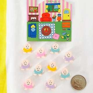 Baby Erasers