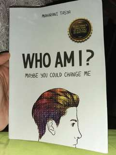 Novel wattpad who am i?