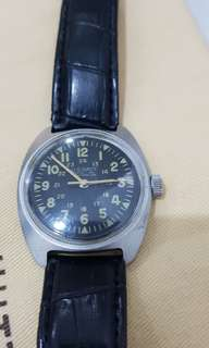 Vintage US Navy Military watch.