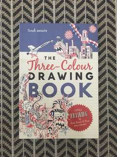 The Three Colours Drawing Book
