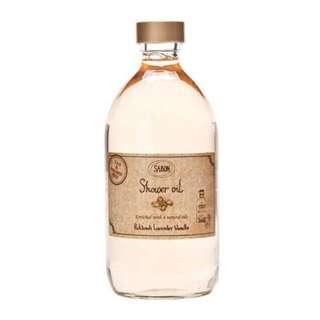 🚚 【黑皮TIME】SABON-沐浴油500ml(多種味道可選,公司貨)101A01039