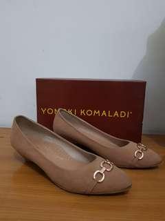 Sepatu Keberuntungan / Sepatu Kerja Yongki Komaladi ORI