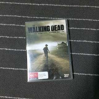 DVD The Walking Dead Season 2