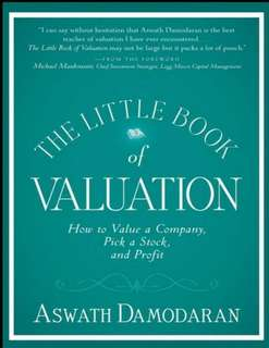The little book of valuation (ebook)