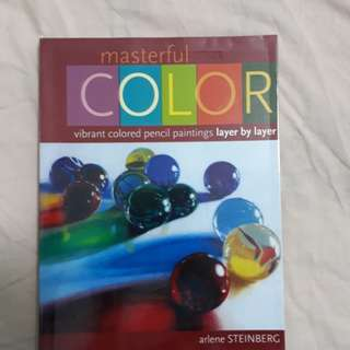 Masterful Color Pencil Book