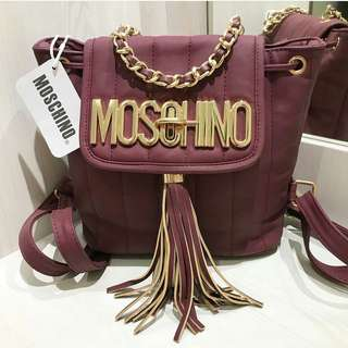 MOSCHINO RANSEL IMPORT