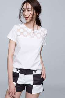 Iroo white top