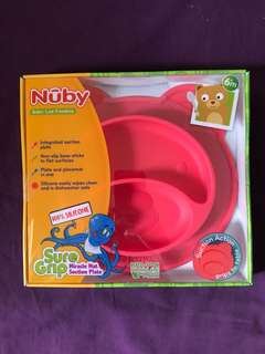 Nuby miracle mat section plate