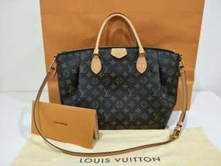 On fast Sale! Louis Vuitton Turenne GM Authentic with Hot Stamp ( Preloved