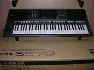 Yamaha Keyboard Psr S970