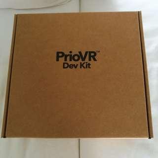 2 PrioVR Mocap and VR dev kits