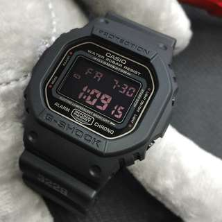 Casio G-Shock DW5600 Military Series BM