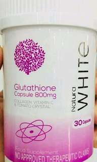 Natura White Glutathione Capsule